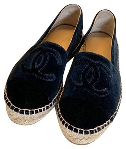 Chanel Navy Blue and Black Athletic