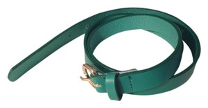 J. Crew Turquoise Leather Belt