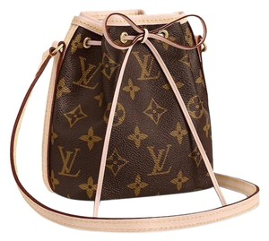 Louis Vuitton Nano Speedy Nano Noe Mini Cross Body Bag