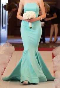 Michael Costello Turquoise / Tiffany Blue Dress