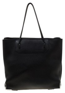 Alexander Wang Leather Prisma Tote in Black