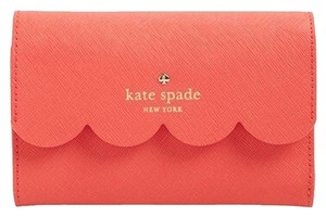 Kate spade Kate Spade Red Small Wallet New With Tags