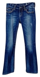 Miss Me Embellished Boot Cut Jeans