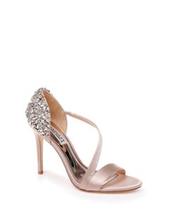 Badgley Mischka Latte Pauline Pumps Size US 6.5 Regular (M, B)