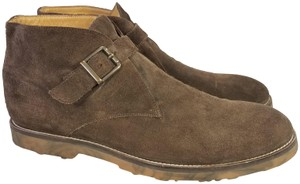 To Boot New York Monk Chukka Man Size 11.5 brown Boots