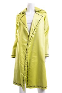Mark Zunino Green Jacket