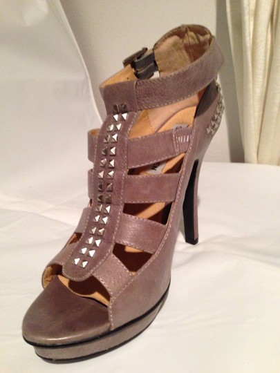 Steve Madden Light Brown, Taupe Boots