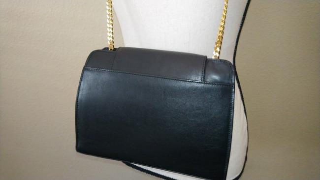 Paloma Picasso Black Leather Cross Body Bag Paloma Picasso Black Leather Cross Body Bag Image 5