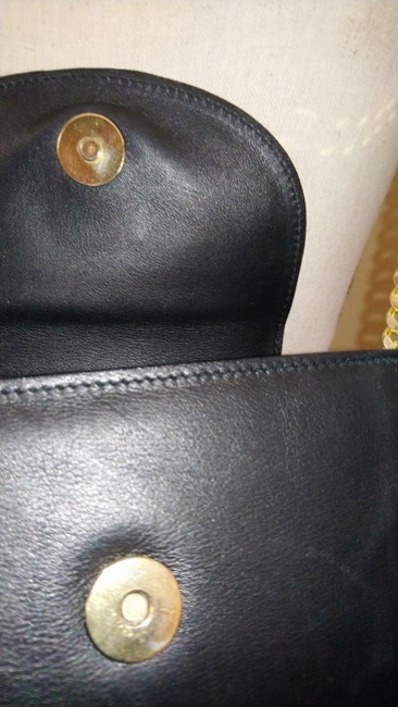 Paloma Picasso Black Leather Cross Body Bag Paloma Picasso Black Leather Cross Body Bag Image 9