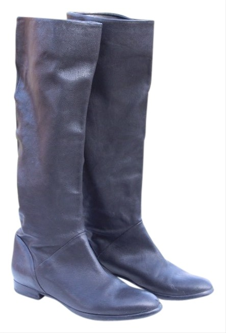 Item - Black Riding Boots/Booties Size US 8.5 Regular (M, B)