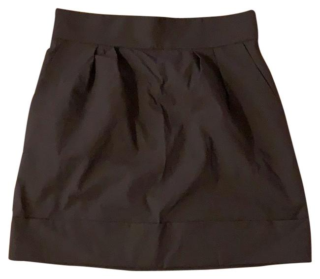 Item - Brown Na Skirt Size 4 (S, 27)