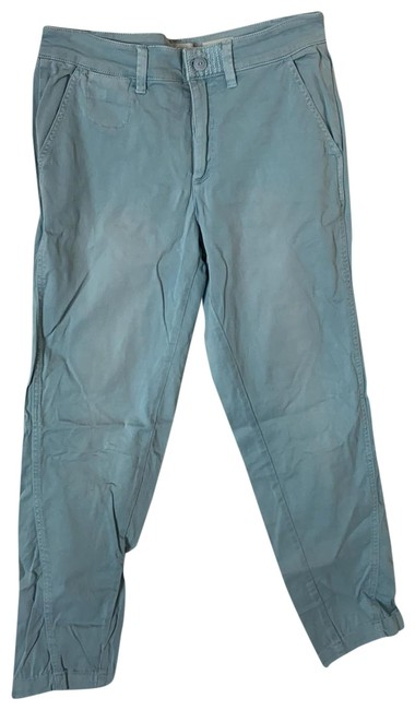 Item - Light Blue Relaxed Fit 6/28 Pants Size 6 (S, 28)
