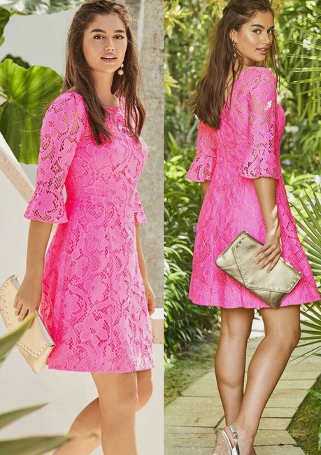 Lilly Pulitzer Lace Laceydress Dress Image 2