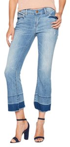 American Vintage Boot Cut Jeans-Light Wash