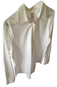 Brooks Brothers Button Down Shirt White