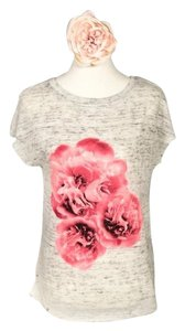 Daisy Fuentes T Shirt Floral