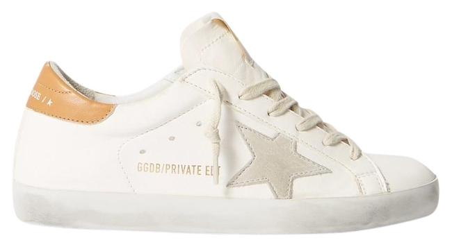 Item - Superstar Distressed Leather Sneakers Size EU 38 (Approx. US 8) Regular (M, B)