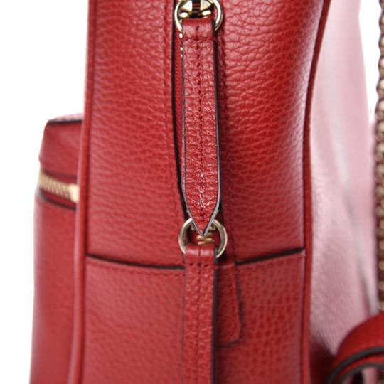 Gucci Leather Backpack Image 6
