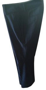 Banana Republic Banana Republic Blue Suiting Pants (hemmed to 34'' length)