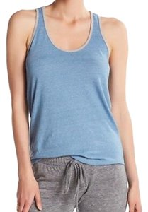 Alternative Apparel Racerback Top Blue & Gray