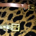 Nordstrom Skinny Leather Stud Belts Image 3