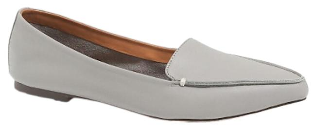 Item - Faded Pewter Edie Leather Loafer Flats Size US 8 Regular (M, B)