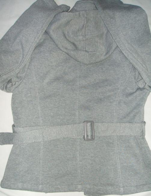 Yoki Outwear Gray Jacket