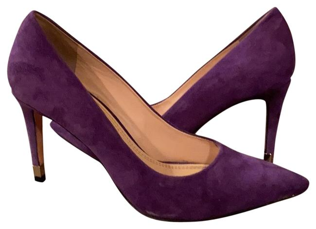 Item - Purple Pumps Size US 7.5 Regular (M, B)