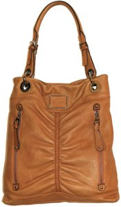 B. Makowsky Tote Leather Handbag Shoulder Bag