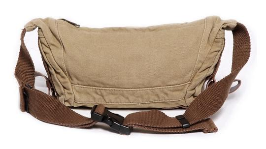 Vagarant Vintage Canvas Leather Casual Exclusive Cross Body Bag Image 1