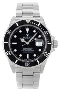 Rolex Rolex Submariner 16800 Stainless Steel Automatic Men's Watch