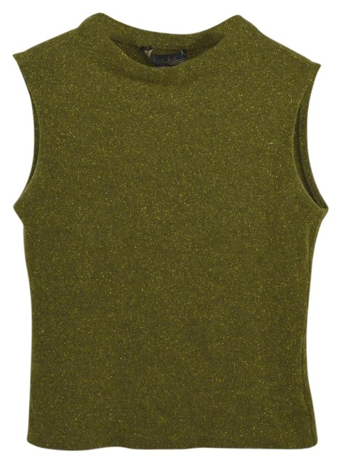 Item - Collection Tank #180-30 Green Sweater