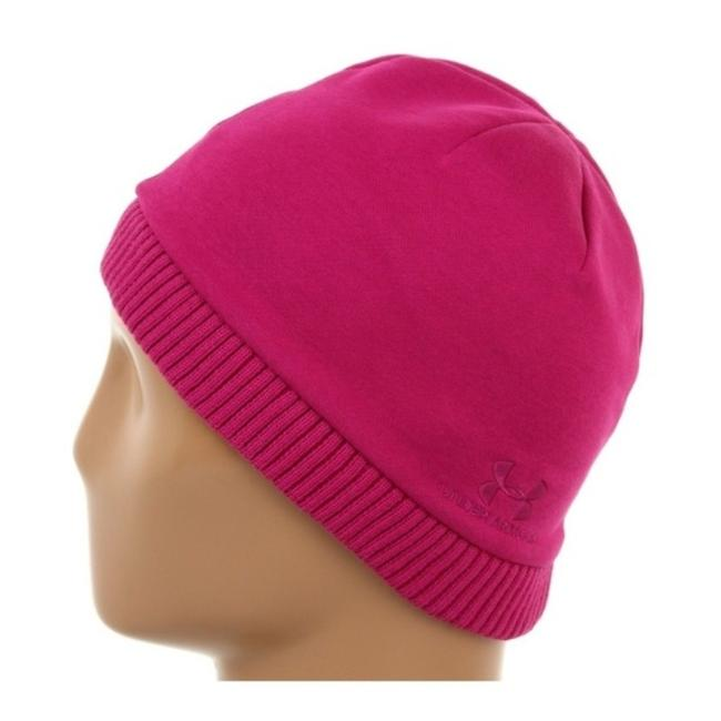 Item - Pink Ua Beanie Winter Stocking Cap Storm Cold Gear Hat