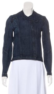 Helmut Lang blue Womens Jean Jacket