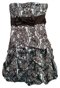Ruby Rox Paisley Dress