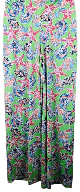 Item - Green Angie Sea Star Lime Pants Size 8 (M, 29, 30)