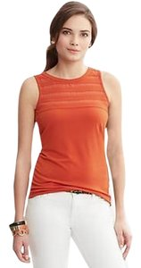 Banana Republic Top red, orange