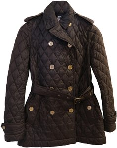 Burberry Brit Quilted Timeless Classic brown Jacket