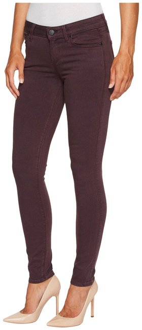 Item - Purple Faded Mulberry Verdugo Ankle Skinny Jeans Size 26 (2, XS)