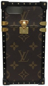 Louis Vuitton Eye Trunk Iphone 7 phone case