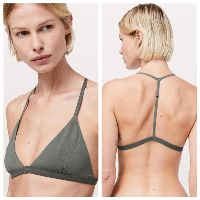Item - Sage Green Nwot Simply There Triangle Bralette Activewear Sports Bra Size 0 (XS)