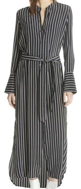 Item - Connell Silk Maxi Long Night Out Dress Size 2 (XS)