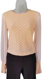 Free People Top Blush