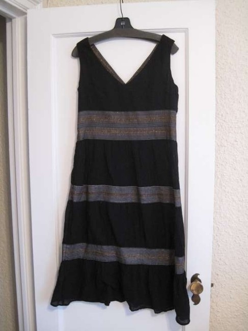 Navy Maxi Dress by Twelfth St. by Cynthia Vincent Cotton Summer Summer