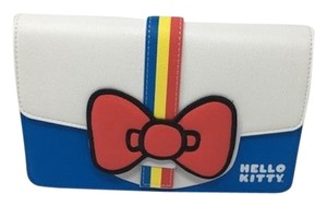 Hello Kitty Faux Leather Waist Pack Fanny Pack Cross Body Bag