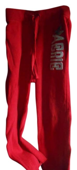 Preload https://item1.tradesy.com/images/aerie-red-white-silver-sweatpants-size-4-s-27-266985-0-0.jpg?width=400&height=650