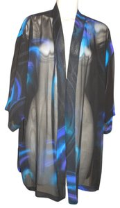 Simply Silk Silk black multi Jacket