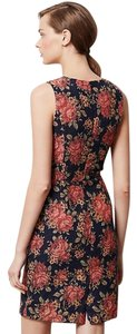 Anthropologie Briar Brocade Shift Pencil Floral Knee Length Work Boho Dress