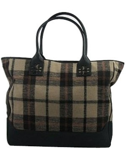 Preload https://item3.tradesy.com/images/tory-burch-plaid-tote-267-0-0.jpg?width=440&height=440