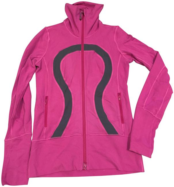 Item - Purple Violaceous and Coal In-stride Activewear Outerwear Size 4 (S)
